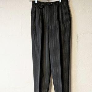 4/$25  RL Ralph Lauren high rise wool pant 12 p